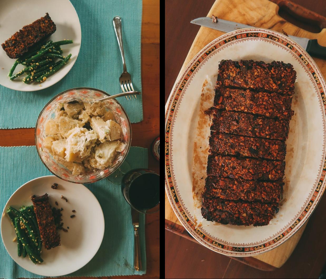 lentil-meatloaf